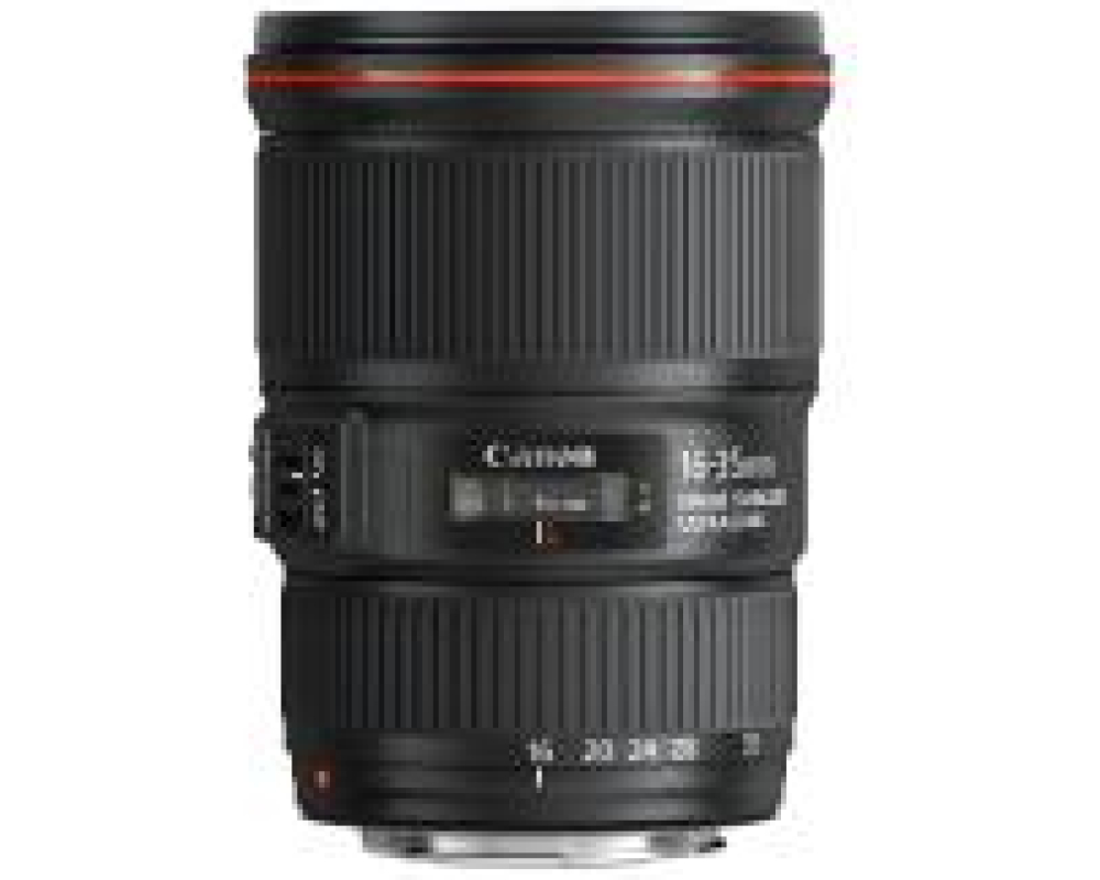 Canon EF 16-35/4,0 L IS USM -