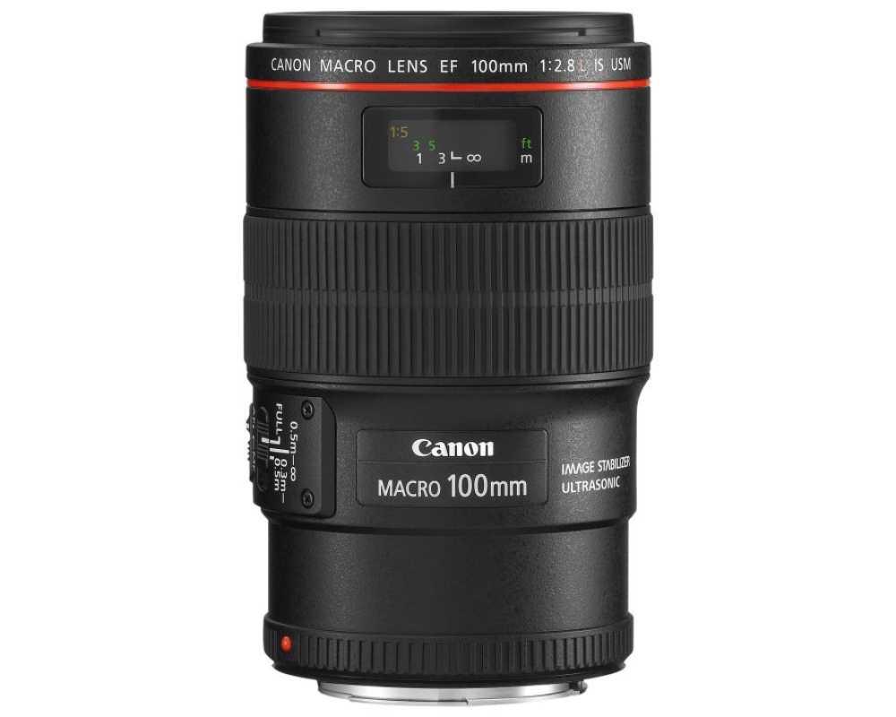 Canon EF 100/2,8 L IS USM Macro -