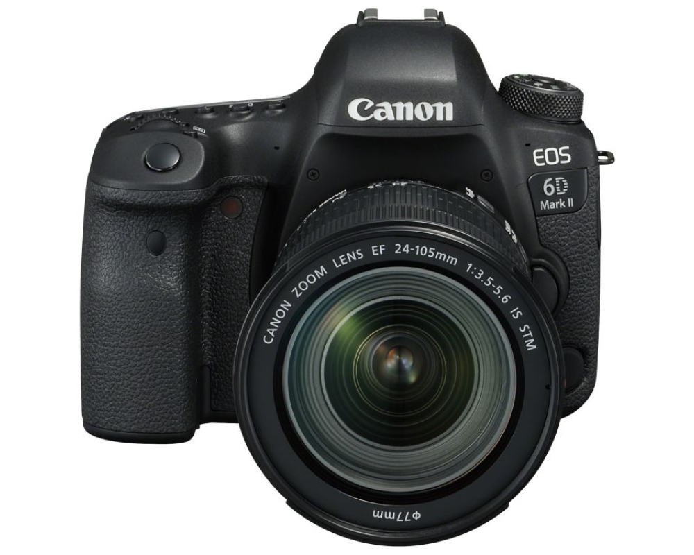 Canon EOS 6D Mark II + 24-105 IS STM - 2