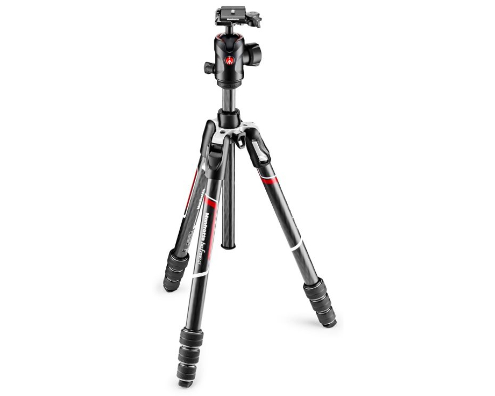 Manfrotto Stativ BEFREE GT Carbon Kit Twist -