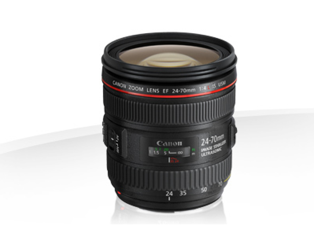 Canon EF 24-70/4,0 L IS USM -