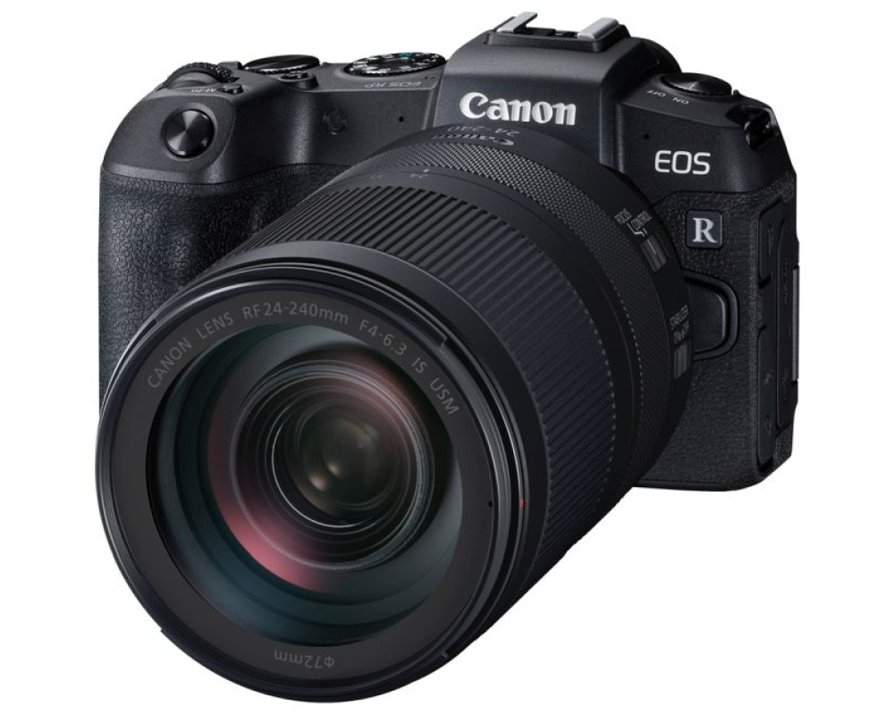 Canon EOS RP + RF 24-240/4-6,3 IS USM Kit -