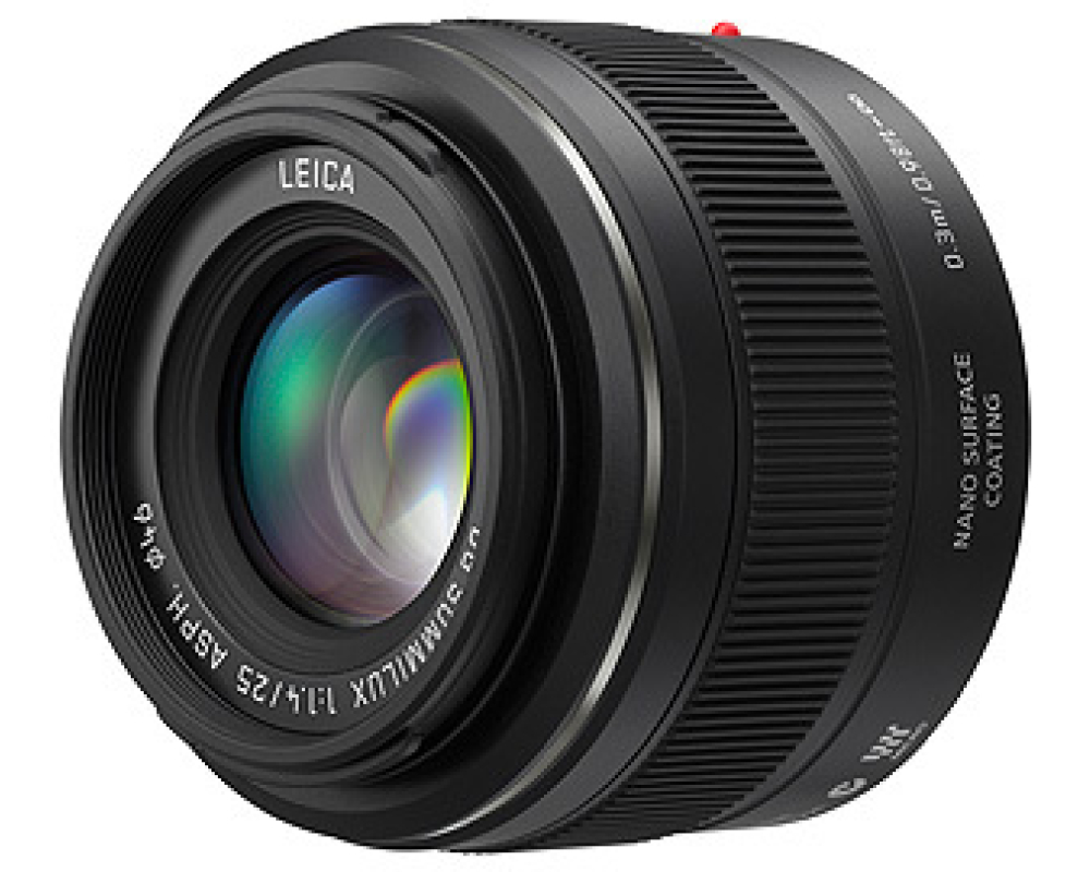 Panasonic DG Summilux 25/1,4 MFT -