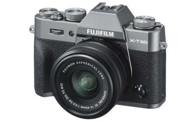 Fuji X-T30 + XC 15-45/3,5-4,5 OIS anthrazit Kit