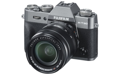 Fuji X-T30 + XF 18-55/2,8-4,0 R anthrazit Kit