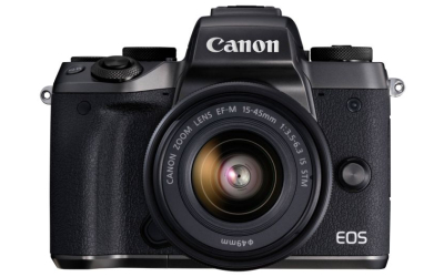 Canon EOS M5 + 15-45 IS STM Demo-Ware