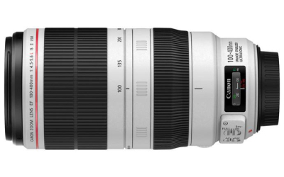 Canon EF 100-400/4,5-5,6 L IS II USM