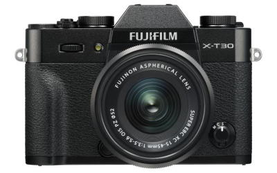 Fuji X-T30 + XC 15-45/3,5-4,5 OIS black Kit
