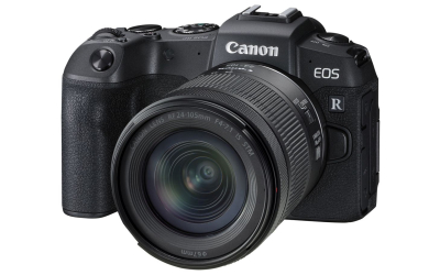 Canon EOS RP + RF 24-105/4,0-7,1 IS STM