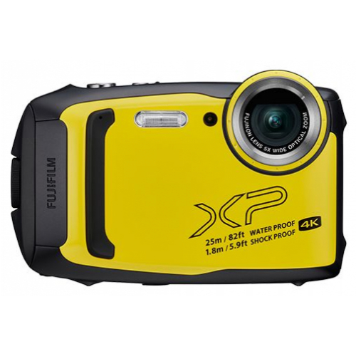 Fuji FinePix XP 140 yellow
