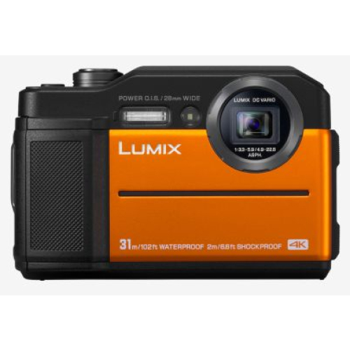 Panasonic Lumix FT 7 orange