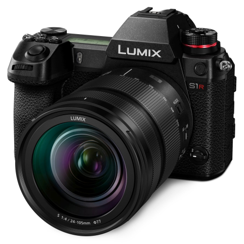 Panasonic Lumix S1R +24-105 Kit