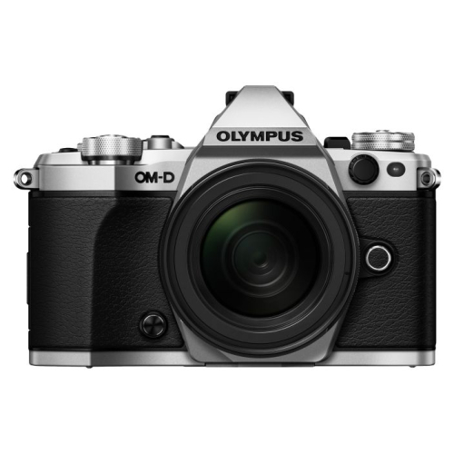 Olympus OM-D E-M 5 Mark II + 12-40 Kit silber