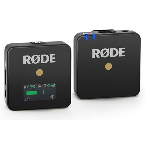 Rode Wireless GO drahtloses Mikrofonsystem