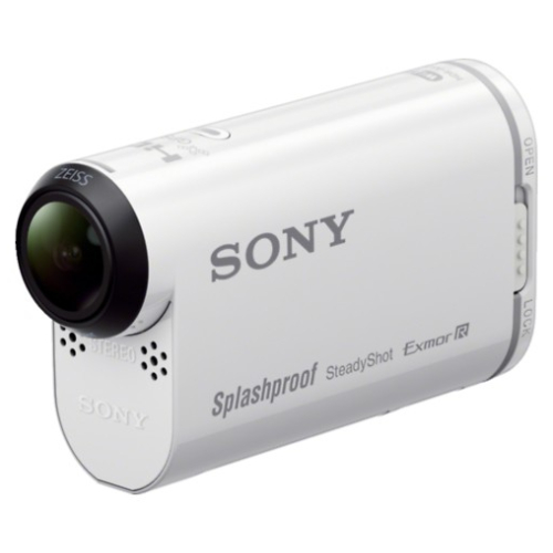 Sony HDR-AS 200VT Travel weiss