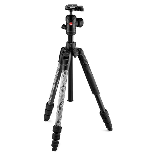 Manfrotto Stativ-Set Befree Advanced Camo grau