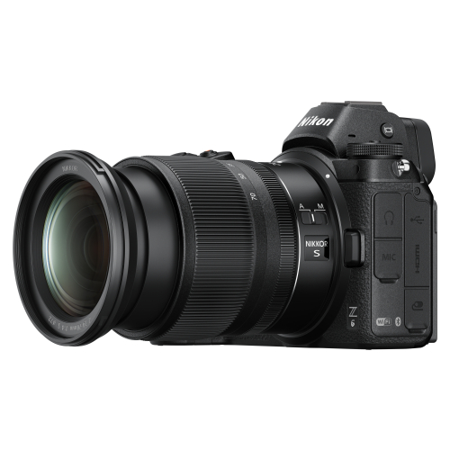 Nikon Z6 + 24-70/4,0 + FTZ Adapter + 64 GB XQD
