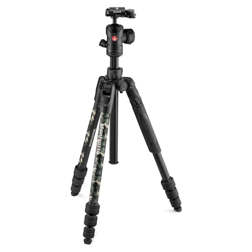 Manfrotto Stativ-Set Befree Advanced Camo grün