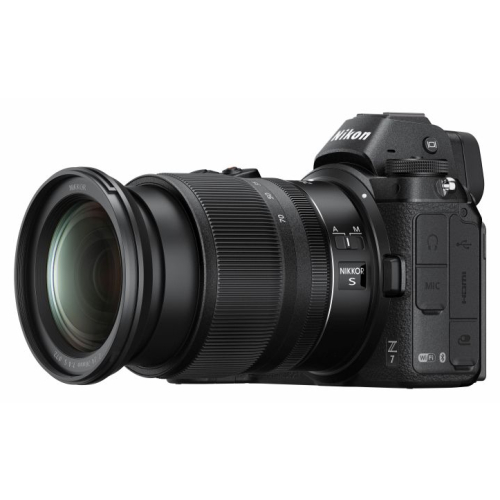 Nikon Z7 + 24-70/4,0 + FTZ-Adapter + 64 GB XQD