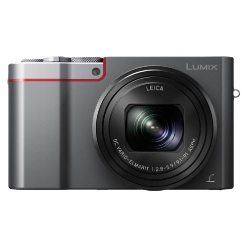Panasonic Lumix TZ 101 anthrazit / silber