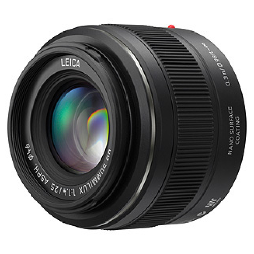 Panasonic DG Summilux 25/1,4 MFT