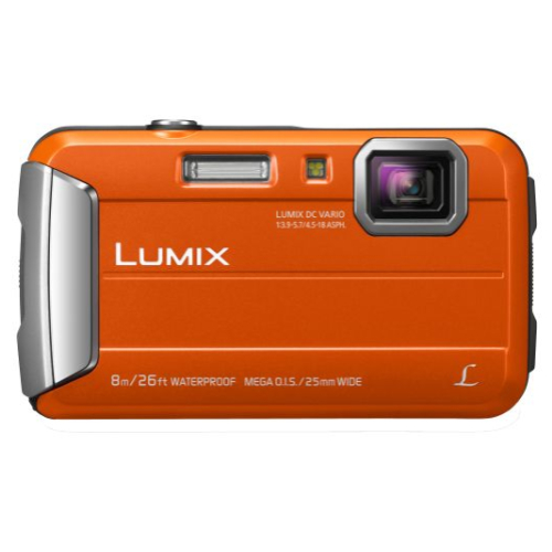 Panasonic Lumix FT 30 orange