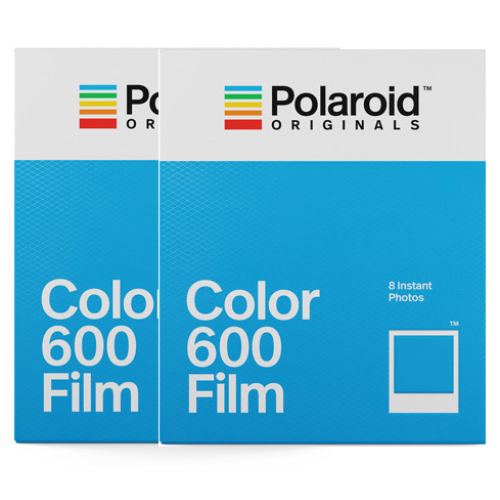 Polaroid 600 Color Doppelpack