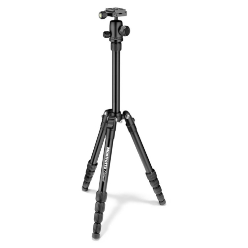 Manfrotto Stativ Element Traveller klein schwarz