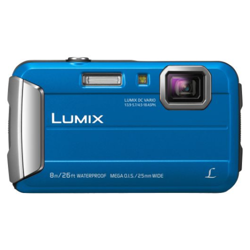Panasonic Lumix FT 30 blau