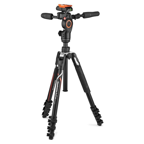 Manfrotto Stativ-Set Befree 3Way Live Adv Sony