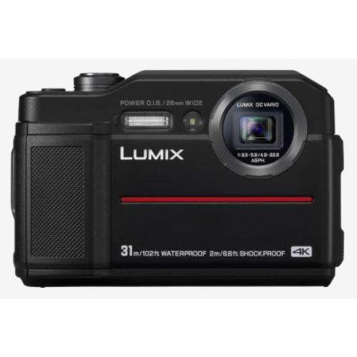 Panasonic Lumix FT 7 schwarz