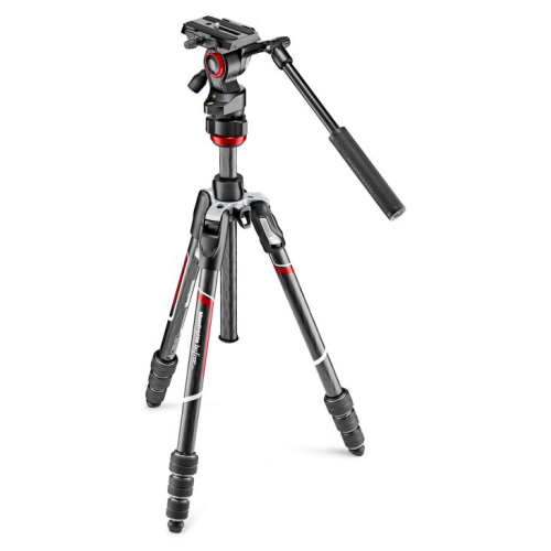 Manfrotto Stativ BEFREE LIVE Carbon Kit Twist