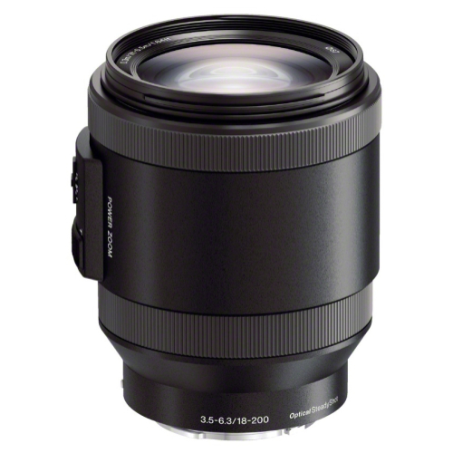 Sony AF 18-200/3,5-6,3 Power Zoom E-Mount