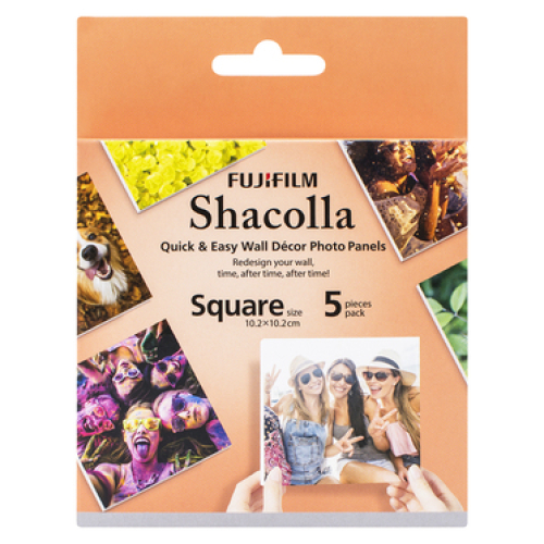Fuji Shacolla Box Square (5 St.)