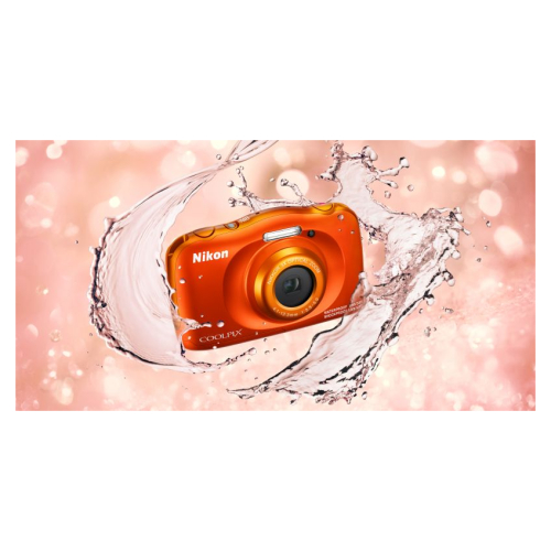 Nikon Coolpix W 150 orange