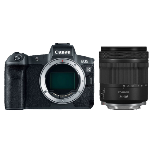 Canon EOS R + RF 24-105/4,0-7,1 IS STM
