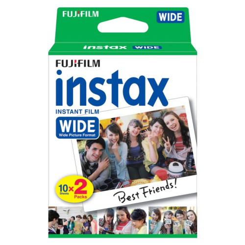 Fuji Instax Film Wide 10x2