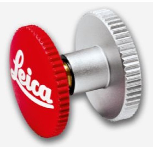 Leica Soft Release Button 12mm rot