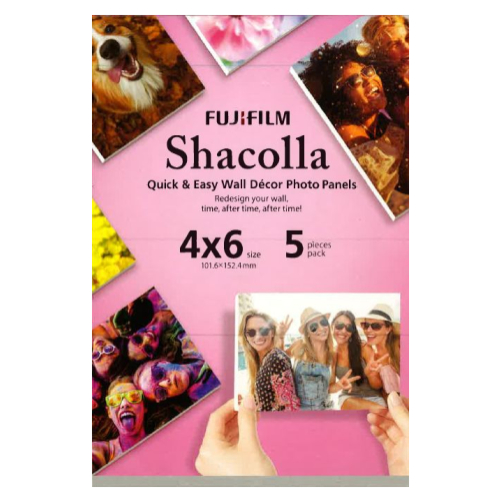 Fuji Shacolla Box 10 x 15 (5 St.)