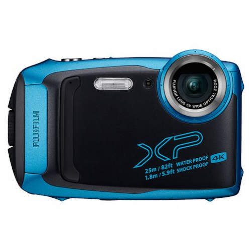 Fuji FinePix XP 140 sky blue