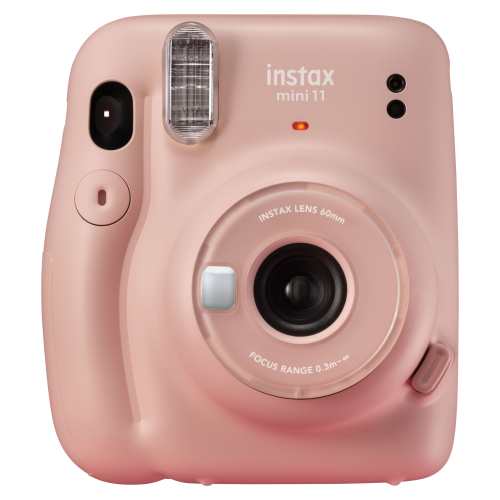 Fuji Instax Mini 11 Blush-Pink