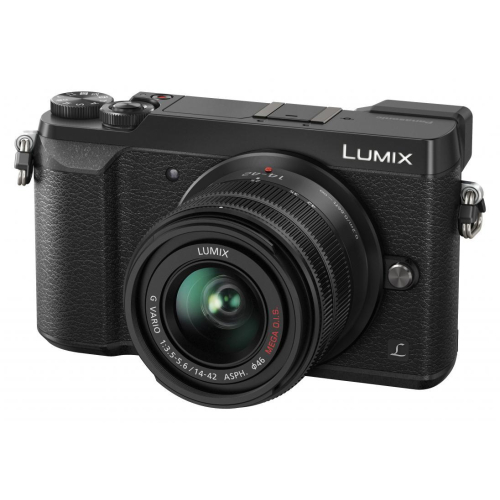 Panasonic Lumix DC GX 80 + 14-42 Demo-Ware