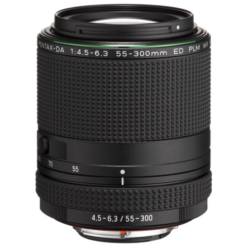 Pentax HD-DA 55-300/4,5-6,3 ED PLM WR RE