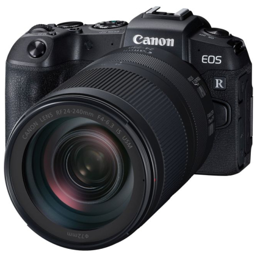 Canon EOS RP + RF 24-240/4-6,3 IS USM Kit