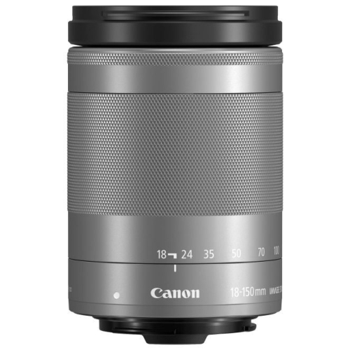 Canon EF-M 18-150/3,5-6,3 IS STM silber