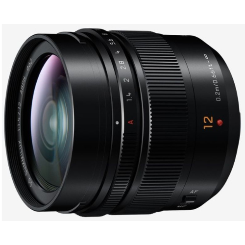 Panasonic DG Summilux 12/1,4 MFT