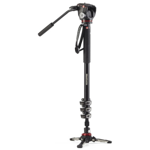 Manfrotto XPRO Video Monopod + XPRO2