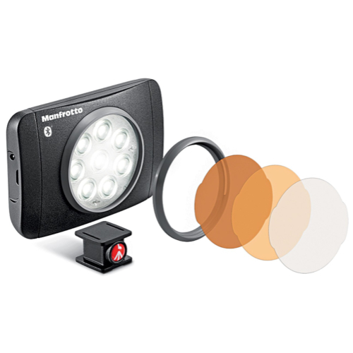Manfrotto LUMIMUSE 8 LED Light mit Bluetooth