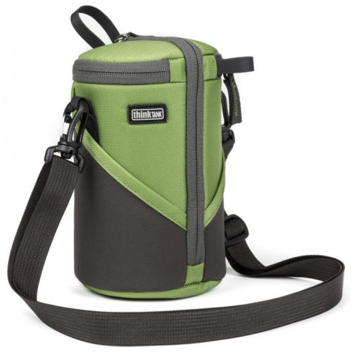 thinkTANK Lens Case Duo 15 green