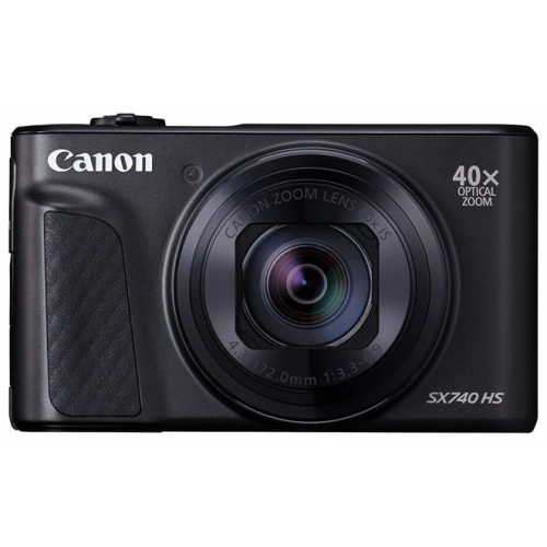Canon PowerShot SX 740 HS Travel Kit schwarz